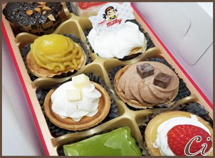 ミニケーキのコピー