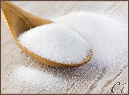 砂糖の写真のコピー